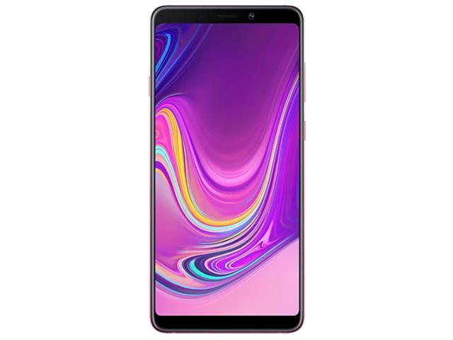 """Smartphone Samsung Galaxy A9 4G 128GB Quad Câmera 24MP Tela 6.3"""" Rosa - 2"""