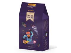 Café Bastião Torrado em Grãos 250g (12 unidades)