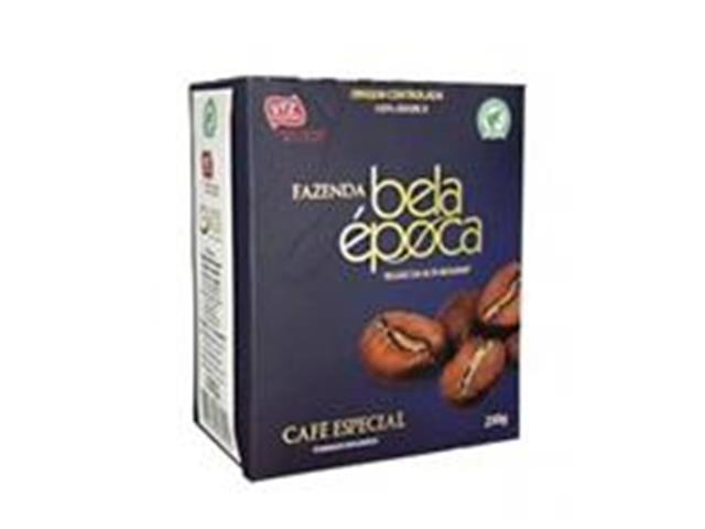 Café Especial Bela Época Torrado e Moído 250g (12 unidades)
