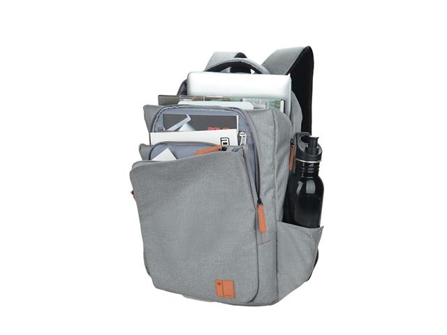 "Mochila para Notebook Multilaser Swisspack City até 15,6"" - 6"