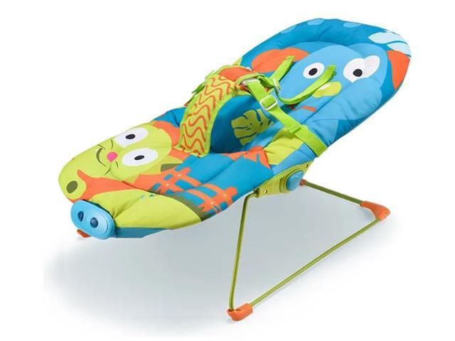 Cadeira de Descanso para Bebês Reclinável Multikids Baby Cachorrinhos - 2