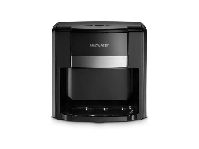 Cafeteira Elétrica 2 Xícaras Multilaser 500W Preta 110V - 2
