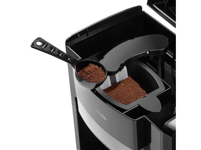 Cafeteira Elétrica 2 Xícaras Multilaser 500W Preta 110V - 4
