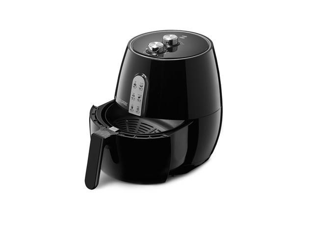 Fritadeira Elétrica Sem Óleo Multilaser Air Fryer 1400W Preta 3,5L - 1