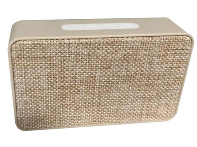 Caixa de Som Xtrax X500 Bluetooth 5W Natural