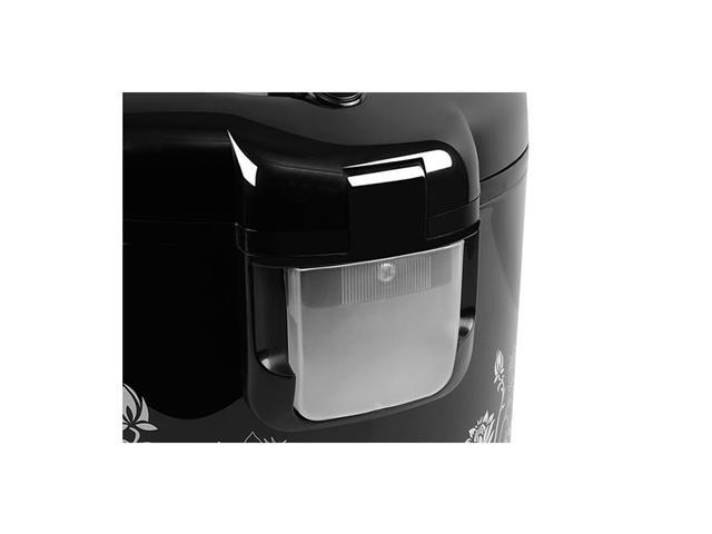 Panela Elétrica de Arroz Mondial Fast Rice Premium NPE-08-5X 5 Xícaras – Preta - 110V - 2