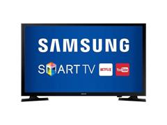 "Smart TV LED 49"" Samsung Full HD Conversor TV Digial 2 HDMI 1 USB WiFi - 0"