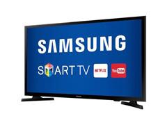 "Smart TV LED 49"" Samsung Full HD Conversor TV Digial 2 HDMI 1 USB WiFi - 2"