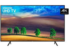 "Smart TV LED 55"" Samsung Ultra HD 4K HDR c/Conv.TV Digital 3 HDMI 2USB - 1"
