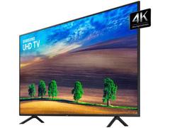 "Smart TV LED 55"" Samsung Ultra HD 4K HDR c/Conv.TV Digital 3 HDMI 2USB - 4"
