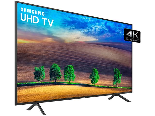 "Smart TV LED 65"" Samsung Ultra HD 4K HDR c/Conv.TV Digital 3 HDMI 2USB - 2"