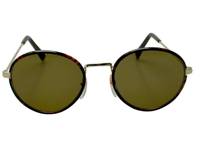 Óculos de Sol Unissex Tamanho Único Opus Marrom - 1