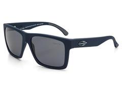 f232a7ccb Óculos de Sol Mormaii San Diego Azul Escuro com Lente Cinza Polarizada