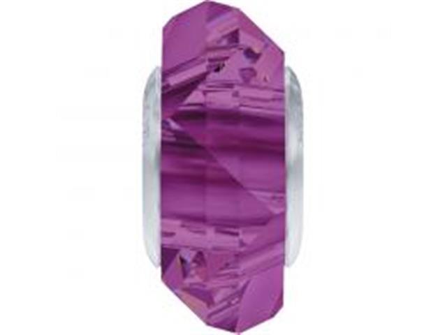 BeCharmed Crystal Fino decorado com cristais da Swarovski® Lilás