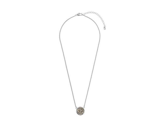 Colar DSE decorada com cristais da Swarovski® Fine Rocks