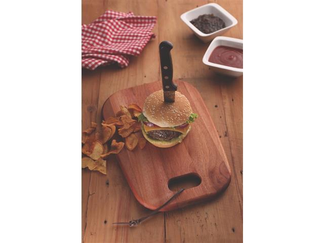 Tábua para Hambúrguer Tramontina 34 x 23 cm - 2