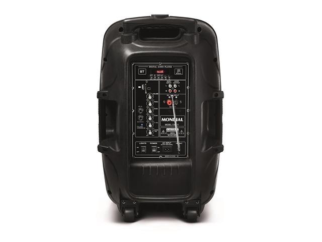 Caixa Amplificadora Multiuso Conect Party Bivolt Mondial - 1