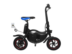 Bicicleta Motorizada Elétrica Foston E-Scooter P12 - 3