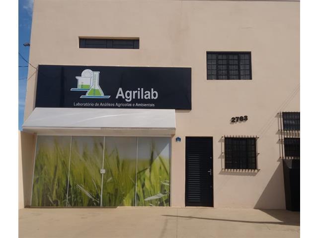 Análise de Solo - Agrilab