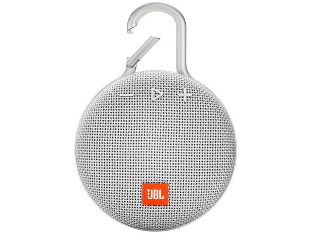 Caixa de Som Bluetooth JBL Clip 3 3,3W Branca