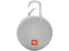 Caixa de Som Bluetooth JBL Clip 3 3,3W Branca - 0
