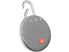 Caixa de Som Bluetooth JBL Clip 3 3,3W Branca - 4