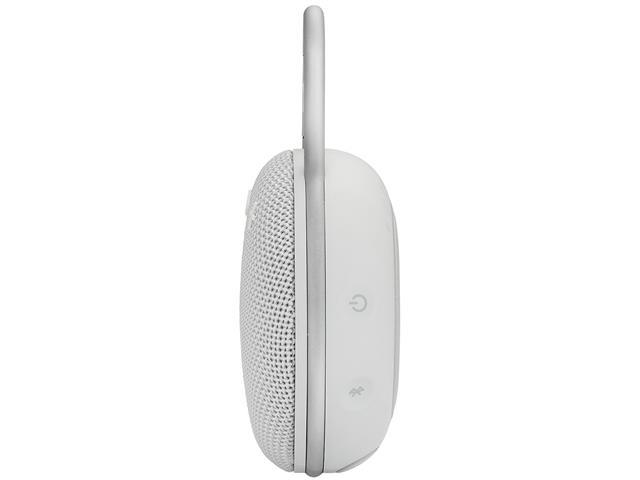 Caixa de Som Bluetooth JBL Clip 3 3,3W Branca - 2