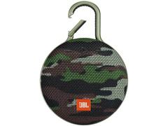 Caixa de Som Bluetooth JBL Clip 3 3,3W Camuflada - 0