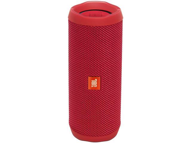 Caixa de Som Bluetooth JBL Flip 4 16W Vermelha - 2