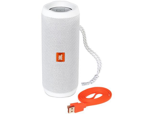 Caixa de Som Bluetooth JBL Flip 4 16W Branca