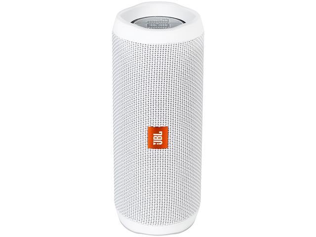 Caixa de Som Bluetooth JBL Flip 4 16W Branca - 2