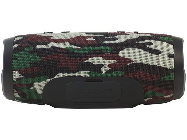 Caixa de Som Bluetooth JBL Charge 3 20W Camuflada - 1