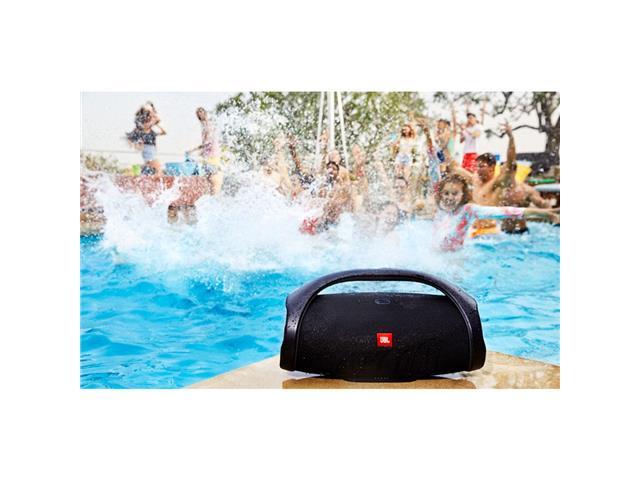Caixa de Som Bluetooth JBL Boombox 60W Preta - 5