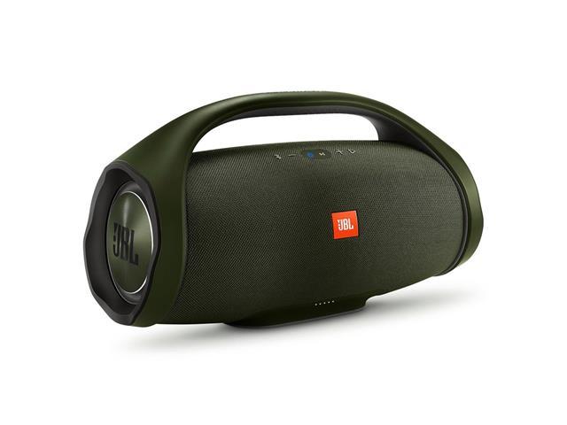 Caixa de Som Bluetooth JBL Boombox 60W Verde