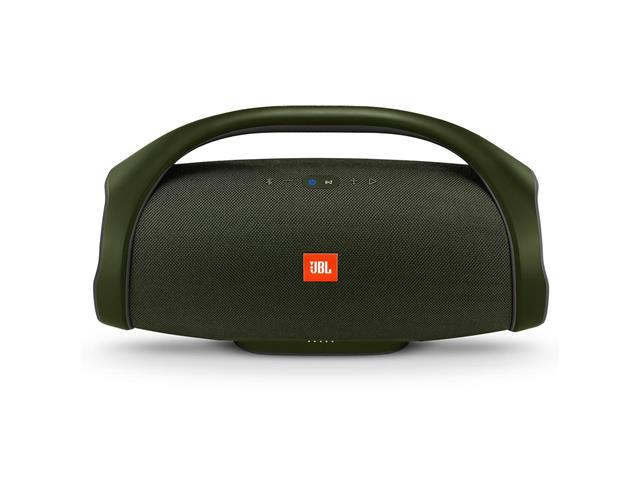 Caixa de Som Bluetooth JBL Boombox 60W Verde - 2