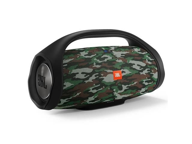 Caixa de Som Bluetooth JBL Boombox 60W Camuflada
