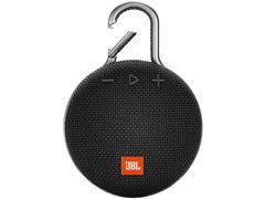 Caixa de Som Bluetooth JBL Clip 3 3,3W Preta - 0