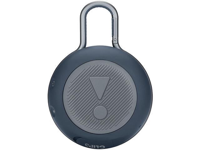 Caixa de Som Bluetooth JBL Clip 3 3,3W Azul - 3