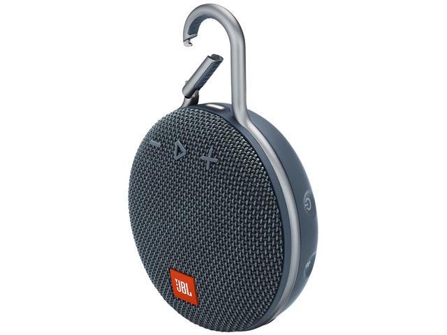 Caixa de Som Bluetooth JBL Clip 3 3,3W Azul - 1