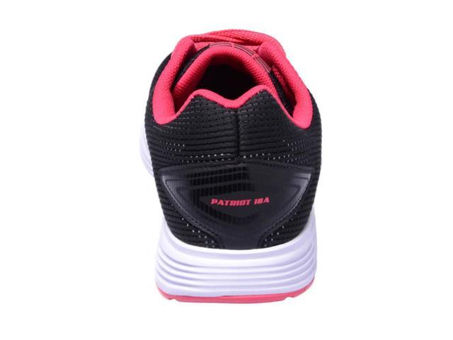 Tênis Asics Patriot 10 A Black/Pink Feminino - 2