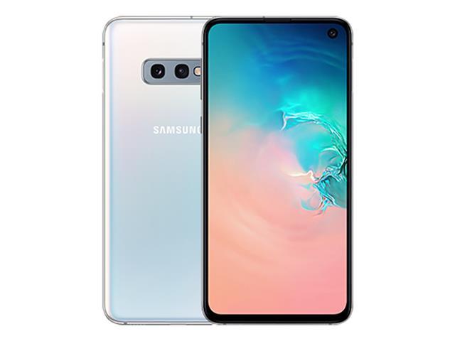 "Smartphone Samsung Galaxy S10e 128GB Tela 5.8"" 6GB RAM 12+16MP Branco - 1"