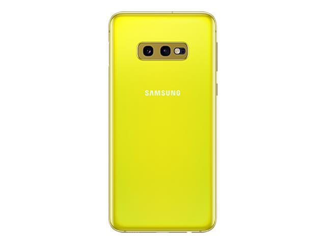 "Smartphone Samsung Galaxy S10e 128GB Tela 5.8"" 6GB RAM 12+16MP Amarelo - 3"
