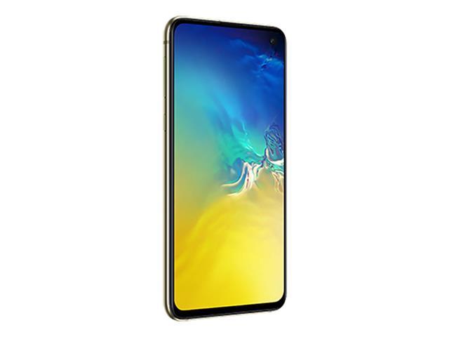 "Smartphone Samsung Galaxy S10e 128GB Tela 5.8"" 6GB RAM 12+16MP Amarelo - 4"