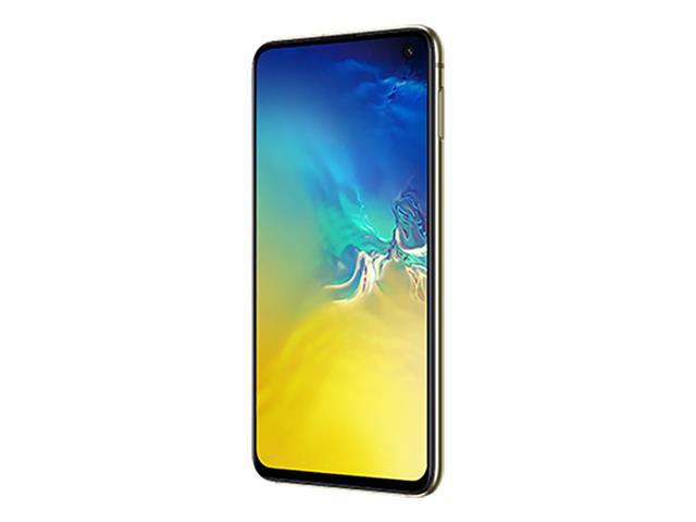 "Smartphone Samsung Galaxy S10e 128GB Tela 5.8"" 6GB RAM 12+16MP Amarelo - 5"