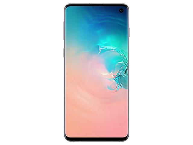 "Smartphone Samsung Galaxy S10 128GB Tela 6.1""8GB RAM 12+12+16MP Branco - 3"