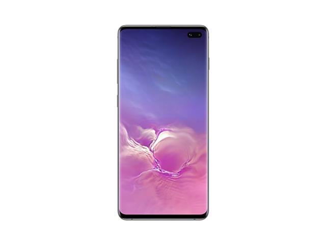 "Smartphone Samsung Galaxy S10+ 128GB Tela 6.4""8GB RAM 12+12+16MP Preto - 2"
