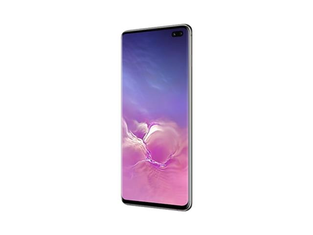 "Smartphone Samsung Galaxy S10+ 128GB Tela 6.4""8GB RAM 12+12+16MP Preto - 5"