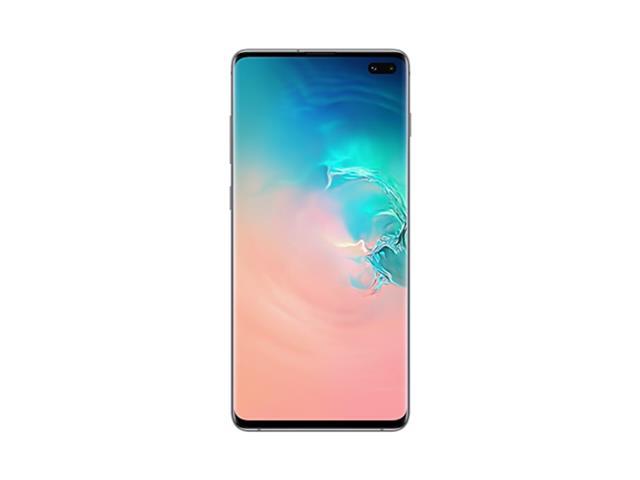 "Smartphone Samsung Galaxy S10+128GB Tela 6.4""8GB RAM 12+12+16MP Branco - 2"