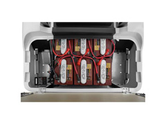 Veículo Utilitário Elétrico Elettro Tramontina 250PL AC 5KW 48V 6,7HP - 3