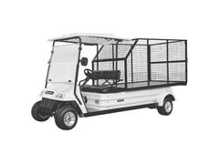 Veículo Utilitário Elétrico Elettro Tramontina 320CE AC 5KW 48V 6,7HP - 0